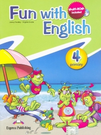 Fun with English 4. Pupil's Book. Учебник